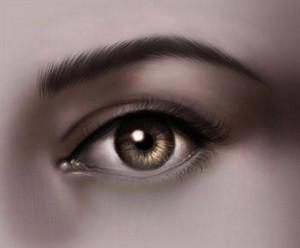 Tutos photoshop dessiner et colorier des yeux - Oeil a colorier ...