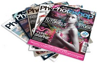 Advanced Photoshop magazine